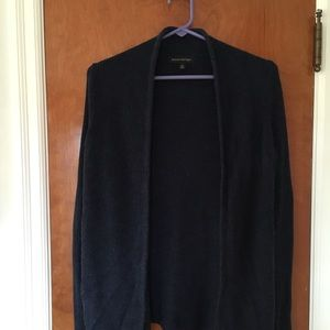 Banana Republic navy cardigan